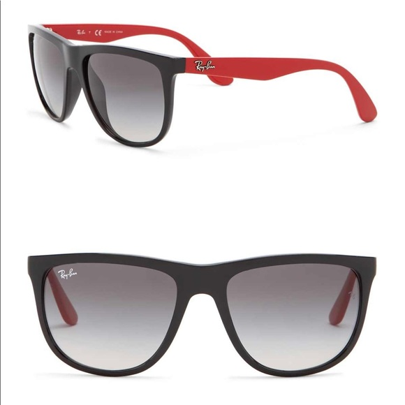 c98d37d323 NEW Ray-Ban RB4251 Square Sunglasses